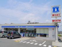 ローソン 奈良西大寺南町店