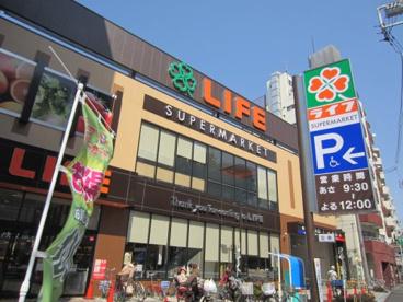 ライフ若松 河田駅前店の画像1