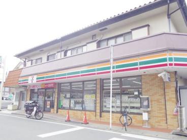 セブンイレブン 川崎登戸中央店の画像1