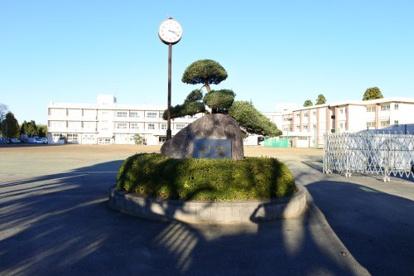 千葉市立誉田中学校の画像2