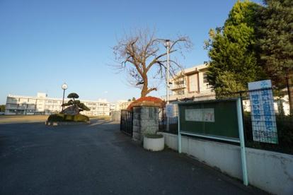 千葉市立誉田中学校の画像3