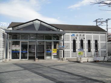 並河駅の画像1