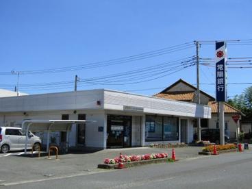 常陽銀行 桜川出張所の画像1