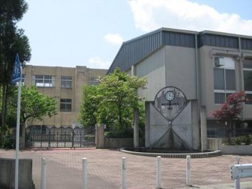 城陽市立久津川小学校の画像1