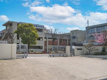 城陽市立西城陽中学校の画像1