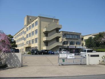 城陽市立北城陽中学校の画像1