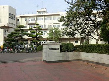 所沢市立 北野中学校の画像1