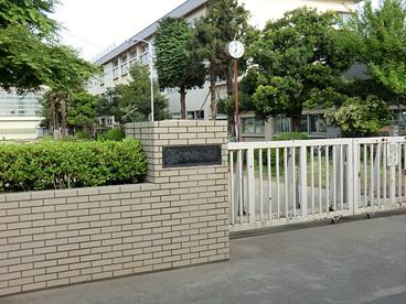 所沢市立 小手指中学校の画像1