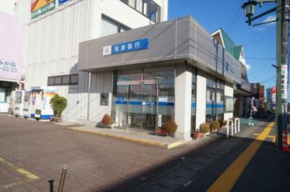 筑波銀行大みか駅前支店の画像1