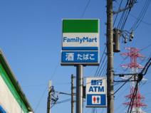 ファミリーマート 甲府昭和インター北店