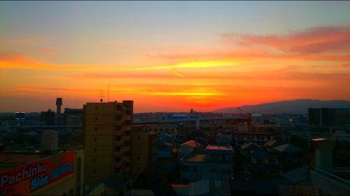 ラブラブ絶景の夕日スポット♪の画像