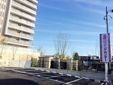 スタッフインターナショナル駐車場の画像1