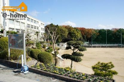 神戸市立伊川谷中学校の画像3