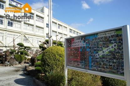 神戸市立伊川谷中学校の画像5