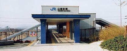 JR山城多賀駅の画像1