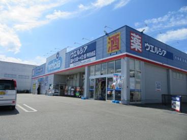 ウエルシア薬局甲府池田店の画像1