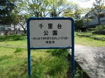 千里台公園の画像5