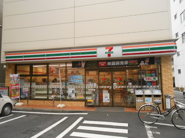 セブンイレブン 北区田端新町3丁目店の画像