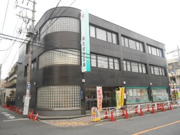 城北信用金庫 尾久駅前支店の画像1