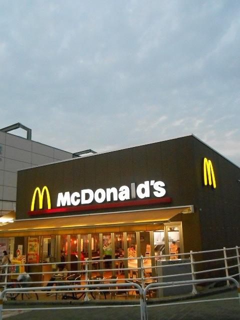 マクドナルド南千住店の画像