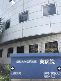 昭和大学病院附属東病院の画像1