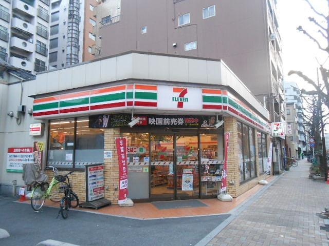 セブンイレブン  台東下谷3丁目の画像