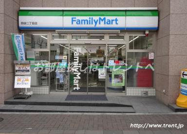 ファミリーマート 四谷二丁目店の画像1