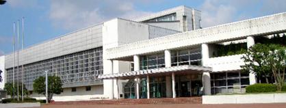 総合体育館の画像1