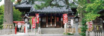 鴻神社の画像1