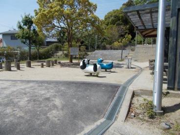 佐井寺北公園の画像1