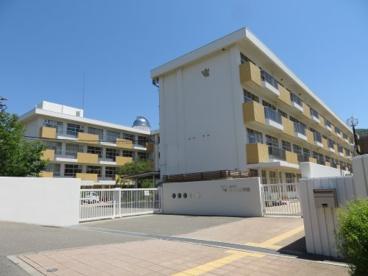 池田市立細郷中学校の画像1