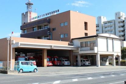 池田市消防署の画像1