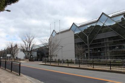 池田市五月山体育館の画像1
