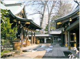 鳩ヶ谷総鎮守 氷川神社の画像1