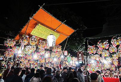 鳩ヶ谷総鎮守 氷川神社の画像2