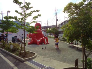 下神明駅前児童遊園の画像1