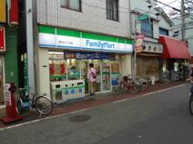 ファミリーマート旗の台二丁目店