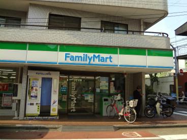 ファミリーマート天狗屋中延店の画像1