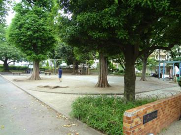 品川区立原っぱ公園の画像1