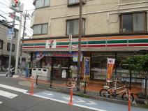 セブンイレブン西大井店