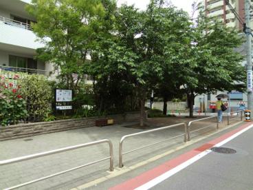 品川区立中六桜広場の画像1