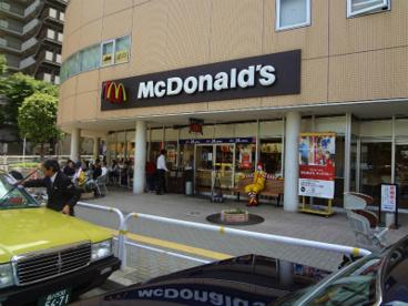 マクドナルド西大井駅前店の画像1