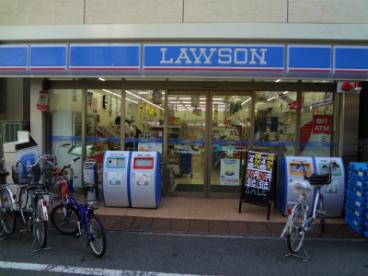 ローソン荏原中延駅前店の画像1