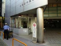 荏原中延駅交番