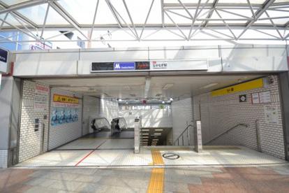 大阪Metro御堂筋線「なかもず」駅の画像1