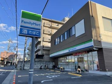 ファミリーマート城陽駅南店の画像1