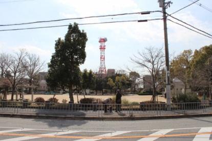 辻ヶ池公園の画像1