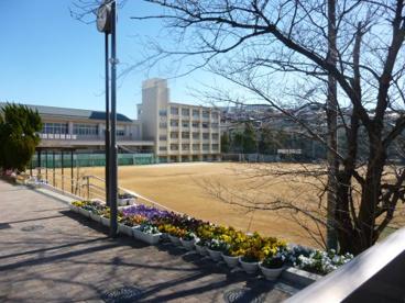 神戸市立垂水東中学校の画像3
