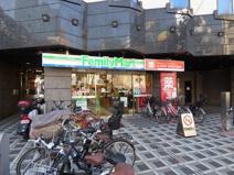 ファミリーマート早稲田駅前店
