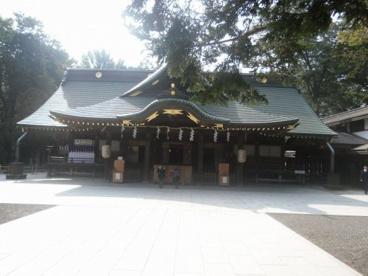 大国魂神社の画像1